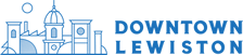 Downtown Lewiston – Lewiston Maine 04240 Logo